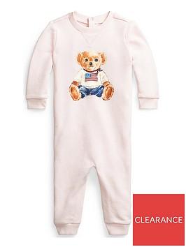 ralph-lauren-baby-girls-bear-sweat-all-in-one-pink