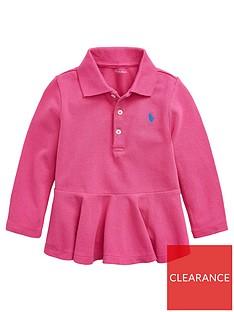 ralph-lauren-baby-girls-classic-peplum-polo-dark-pink