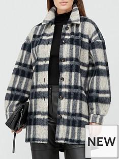 gestuz-rina-check-shirt-jacket-grey