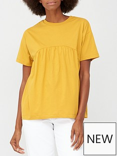 v-by-very-peplum-t-shirt-mustard
