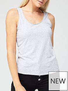 allsaints-emelyn-tonic-tank-grey