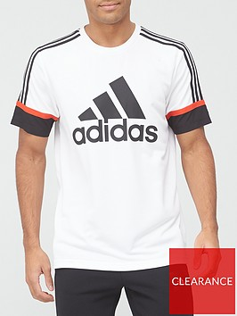 adidas-colour-block-poly-t-shirt-white