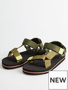 mango-boys-sandals-khaki