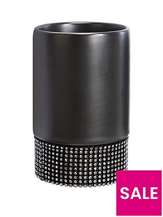 lloyd-pascal-sparkle-tumbler-in-black