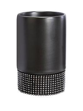 lloyd-pascal-sparkle-tumbler-in-black