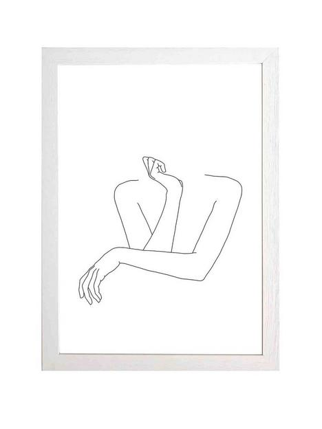 east-end-prints-anna-by-the-colour-study-a3-framed-print