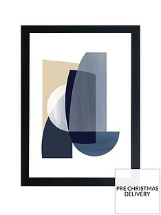 east-end-prints-abstract-iv-by-anna-mainz-a3-framed-print