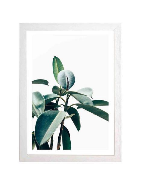 east-end-prints-lamour-de-ma-vie-by-83-oranges-a3-framed-print