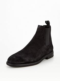 allsaints-menrsquosnbspharley-suede-chelsea-boots-black