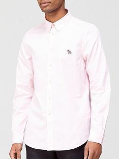ps-paul-smith-zebra-logo-oxford-shirtnbsp--pink