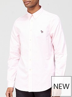 ps-paul-smith-zebra-logo-oxford-shirtnbsp--pink