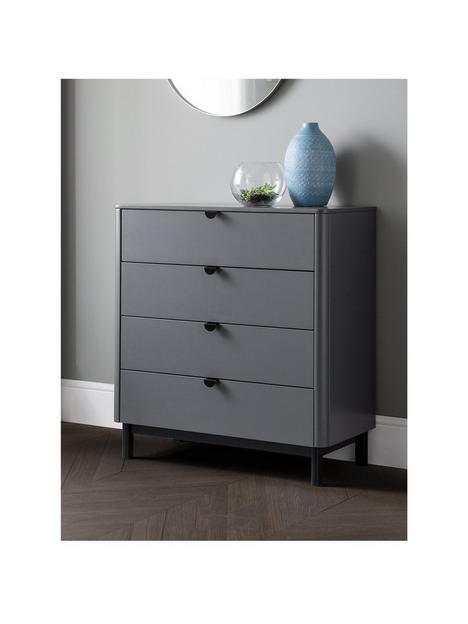 julian-bowen-chloe-4-drawer-chest