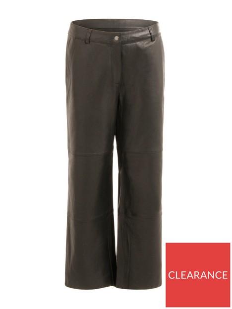 coster-copenhagen-wide-leg-leather-pants-black