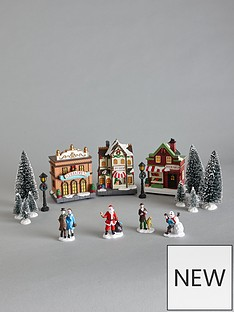 festive-17-piece-led-christmas-scene