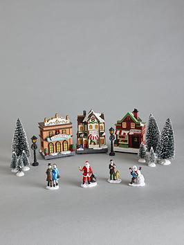 festive-17-piece-led-christmas-scene