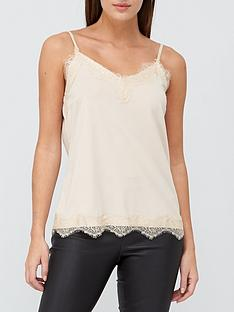 coster-copenhagen-lace-strap-top-nude
