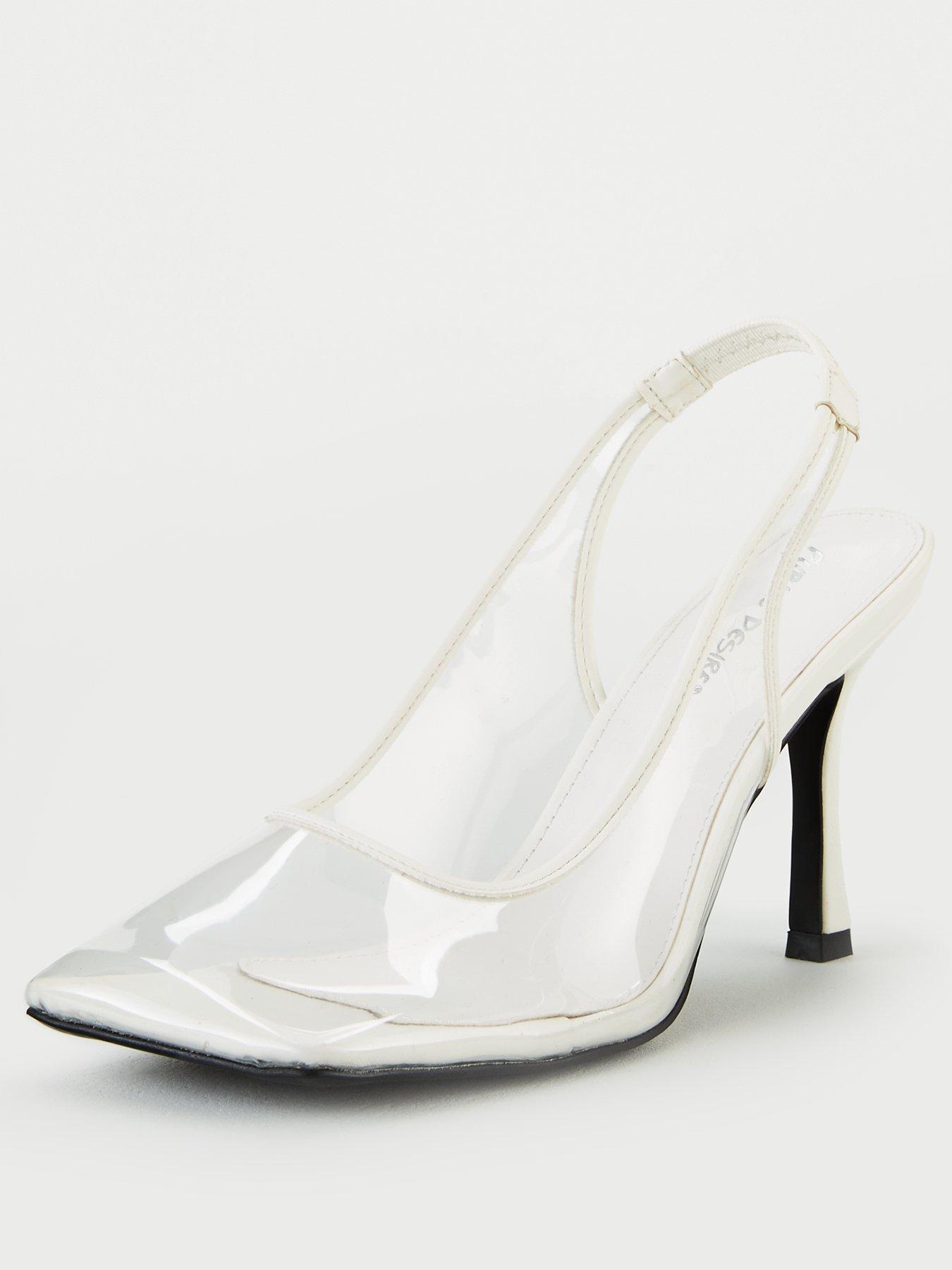 White | Heels | Shoes \u0026 boots | Women