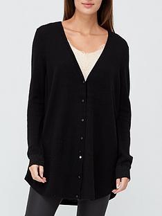 coster-copenhagen-cashmere-long-cardigan-black