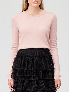 coster-copenhagen-crew-neck-cashmere-knit-pink