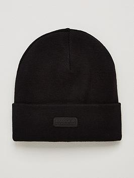 barbour-international-sensor-beanie-black