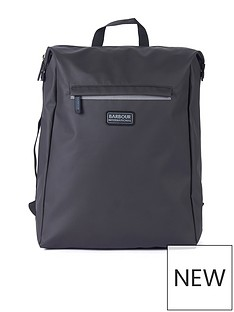 barbour-international-kirby-backpack-black