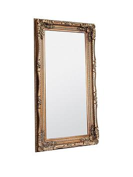 gallery-carved-louis-gold-leaner-mirror