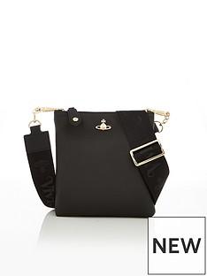 vivienne-westwood-menrsquos-orb-logo-leather-cross-body-bag-black