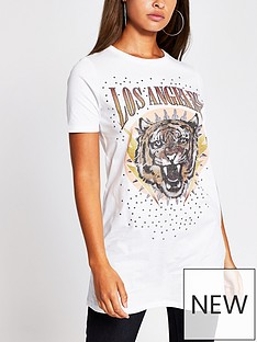 river-island-lanbsptiger-print-jersey-t-shirt-dress-cream
