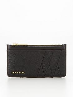 ted-baker-diagonal-zipped-card-holder-black