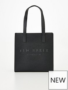 ted-baker-crosshatch-small-icon-bag-black