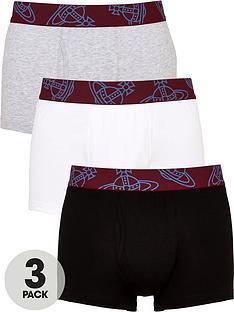 vivienne-westwood-mens-3-pack-orb-waistband-boxernbspshorts--nbspmulti