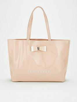 ted-baker-bow-icon-shopper-pink