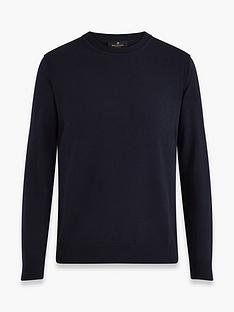 belstaff-moss-arm-patch-logo-knitted-jumper-dark-navy