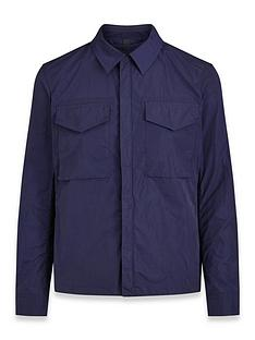 belstaff-command-micro-poly-overshirt-blue