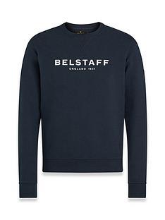 belstaff-1924-logo-sweatshirt-navy