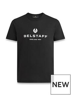 belstaff-1924-logo-t-shirt-black