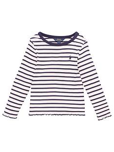 ralph-lauren-girls-long-sleeve-stripe-ruffle-trim-t-shirt-powder-pink