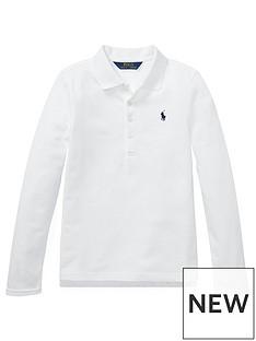 ralph-lauren-girls-classic-long-sleeve-polo-white