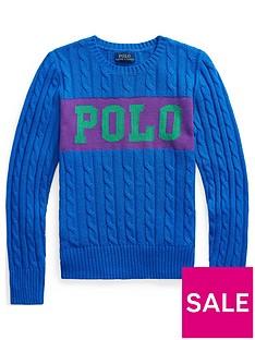 ralph-lauren-girls-block-polo-knitted-jumper-blue
