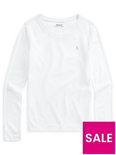 ralph-lauren-girls-classic-long-sleeve-t-shirt-white