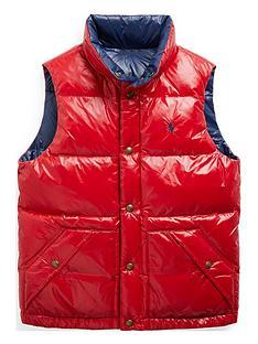 ralph-lauren-boys-reversible-padded-gilet-red