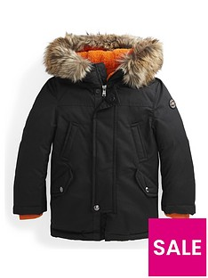 ralph-lauren-boys-faux-fur-hooded-parka-black