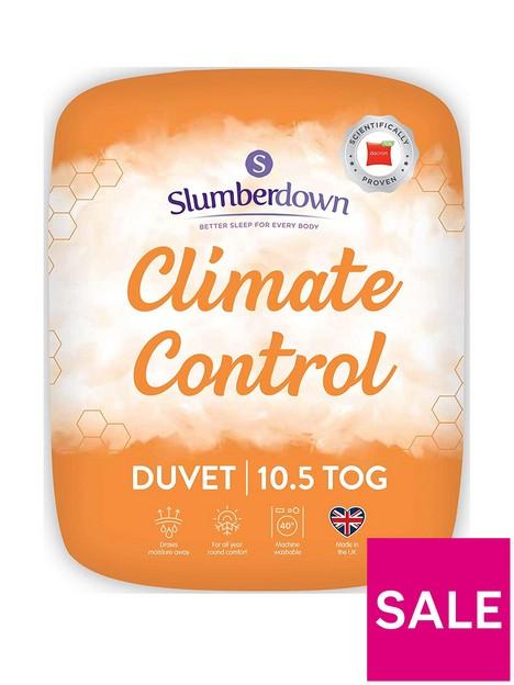slumberdown-climate-control-105-tog-duvet-ndash-double