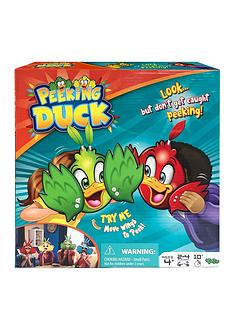 yulu-peeking-duck