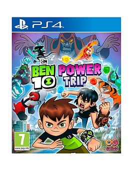 playstation-4-ben-10-power-trip