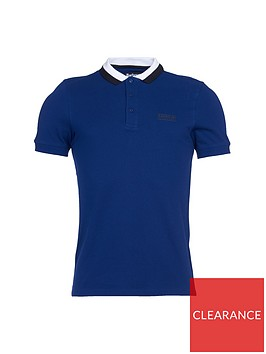 barbour-international-ampere-polo-shirt-blue