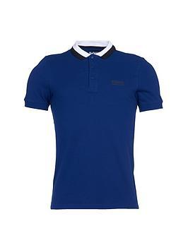 Barbour International Ampere Polo Shirt - Blue