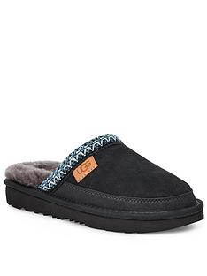 ugg-childrensnbsptasman-ii-slip-on-slipper-navy