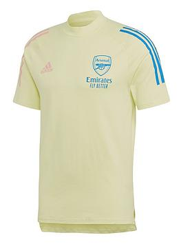 adidas-mens-arsenal-3-stripe-t-shirt