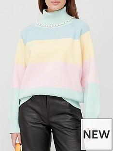 olivia-rubin-clemmie-pastel-stripe-jumper-multicolour